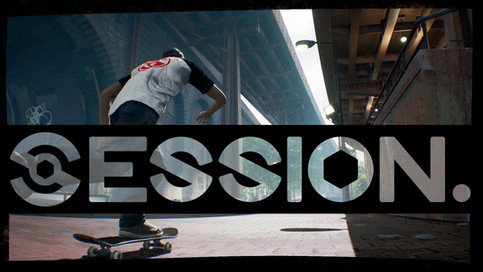 Skateboarding Sound design and Unreal implementation.