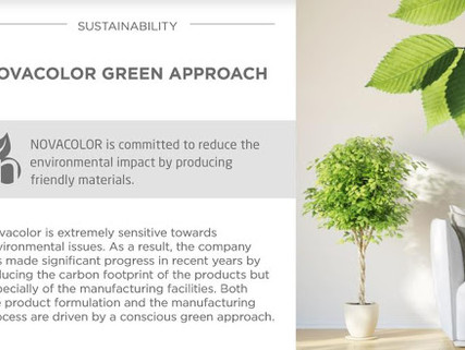 Novocolor Buys Corporate Gifts To Match Groups Sustainable Pathway