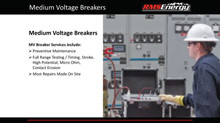 Medium Voltage Breakers