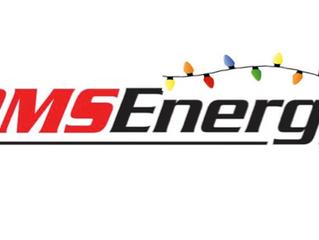 Happy Holidays from RMS Energy.