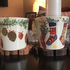 Festive Pots