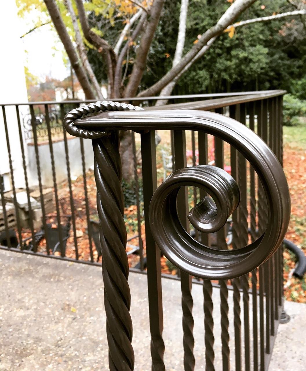 guardrail detail