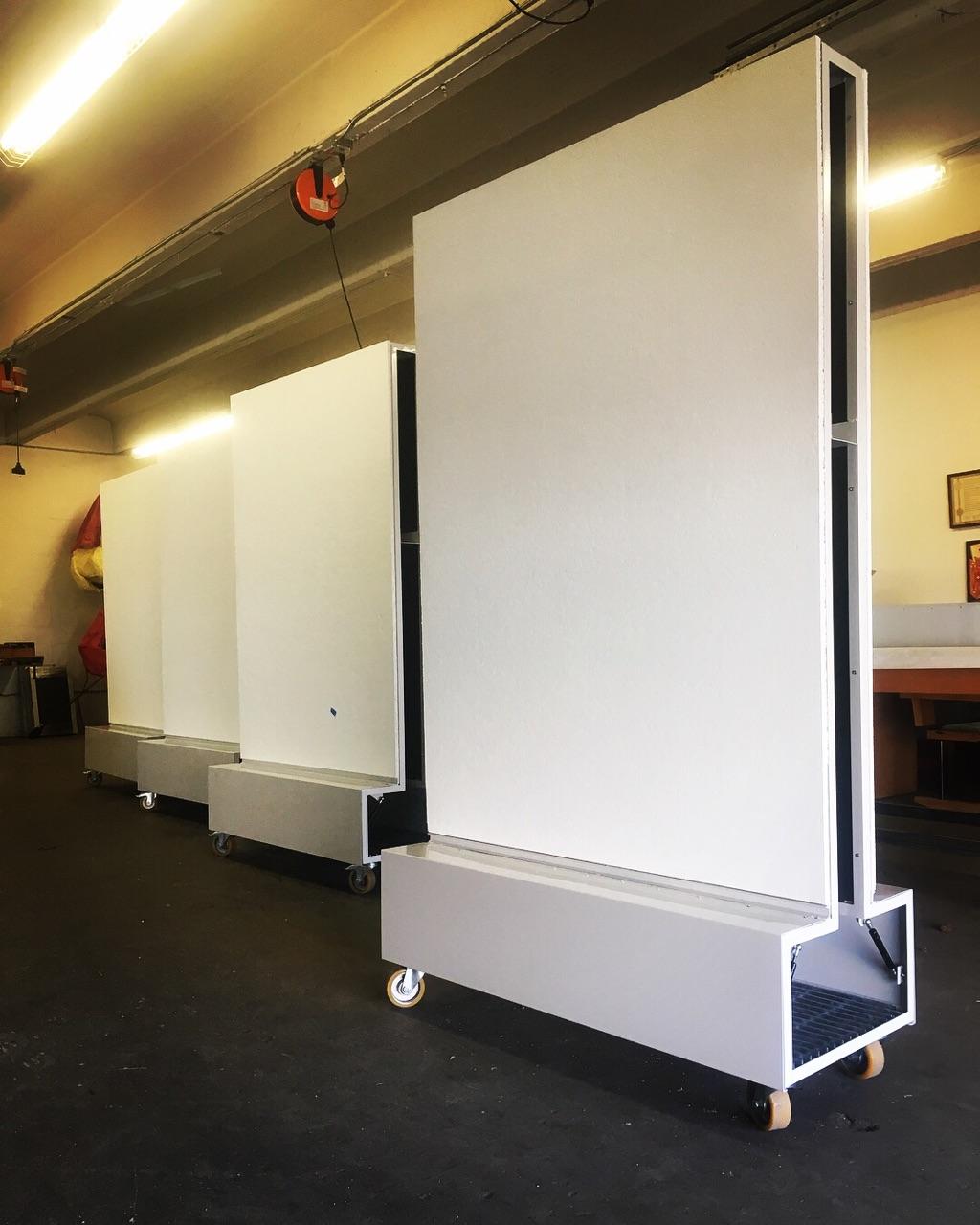 display panels-utk architecture bldg
