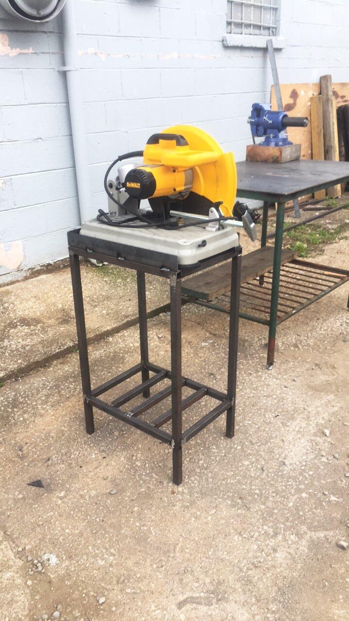 chop saw stand