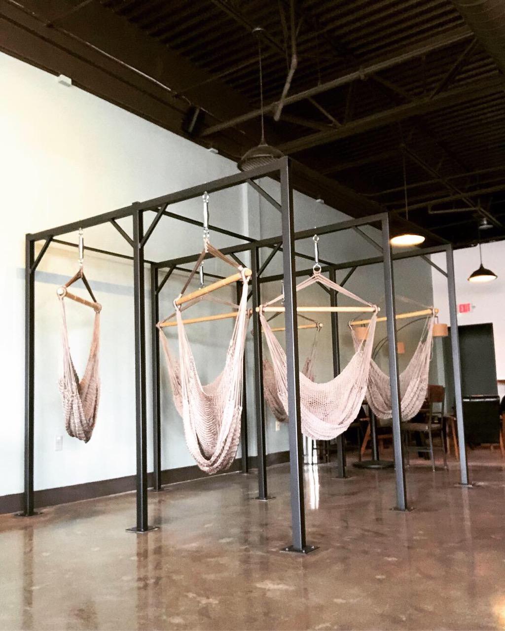 hammock rack