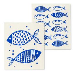 Swedish Fish Dishcloth