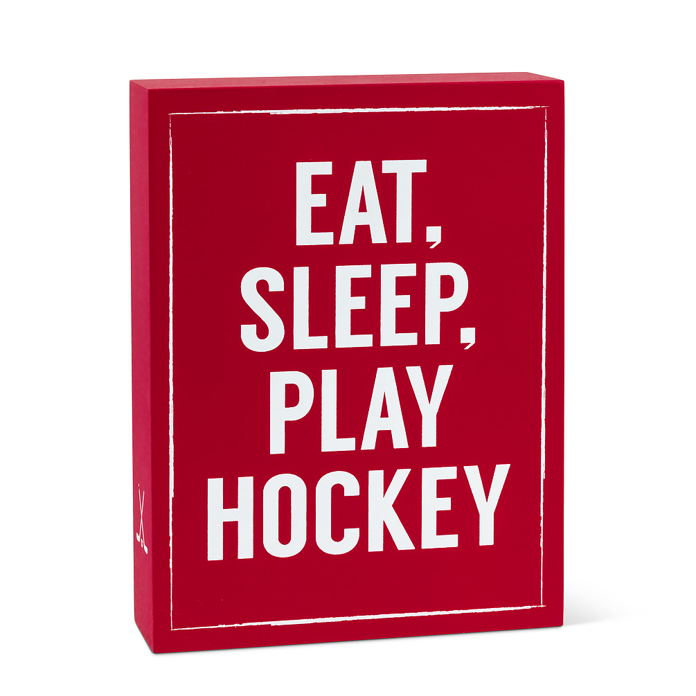 Eat / Hockey