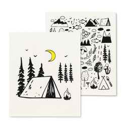Swedish Camping Dishcloth
