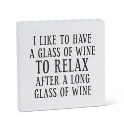 Wine / Relax