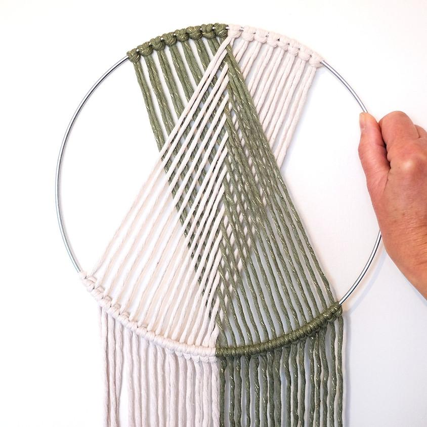 Wandhanger op ring
