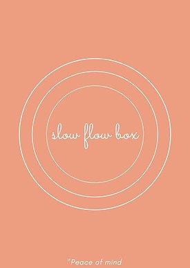 Slow Flow @ Home - Thuispakket met online workshops en yoga