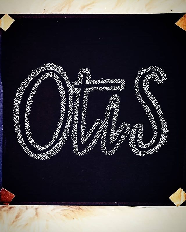 Say it with dots