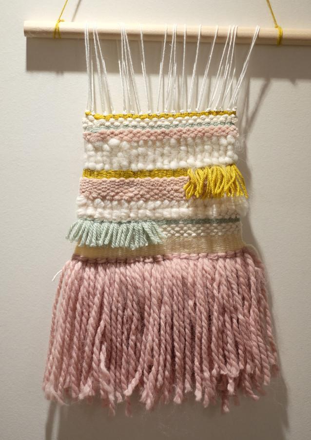 Creatieve workshop weven