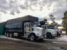 Grapple Truck Services Bozeman Montana.j