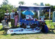 Awareness stand, Okura Music Festival