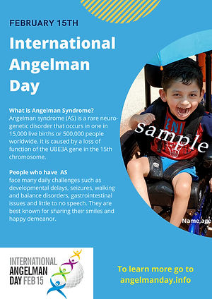 International Angelman Day Flyer_sample.