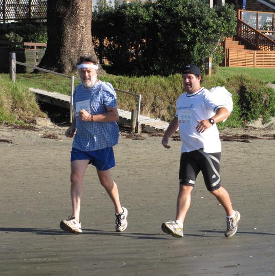 Action Angel Team, Orewa Beach
