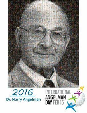 IAD Poster - Harry Angelman portrait