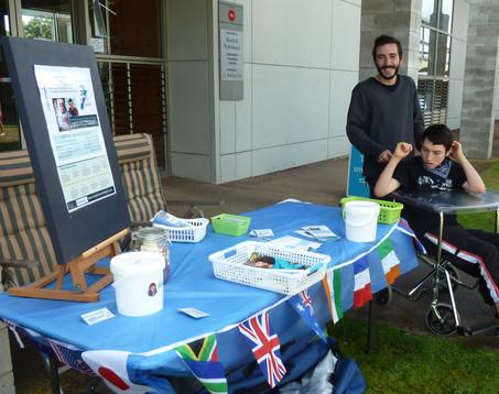 IAD fundraiser, Auckland