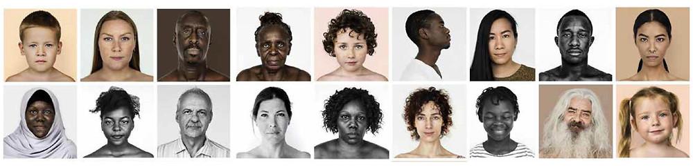 Pinterest. World Face Project   Part 2