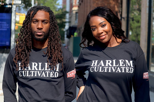 Harlem Cultivated-Long Sleeve/Pullover