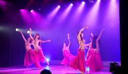 ベリーダンス 大阪