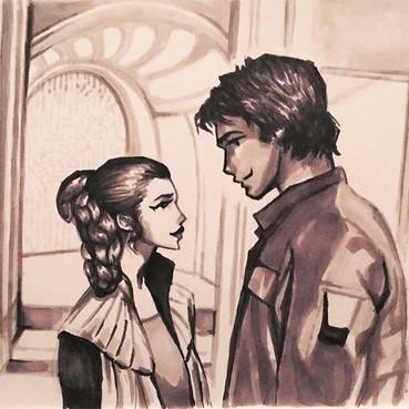 Princess & Smuggler