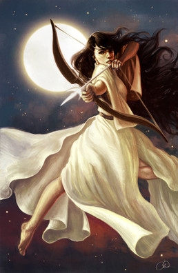 Goddess of the Moon
