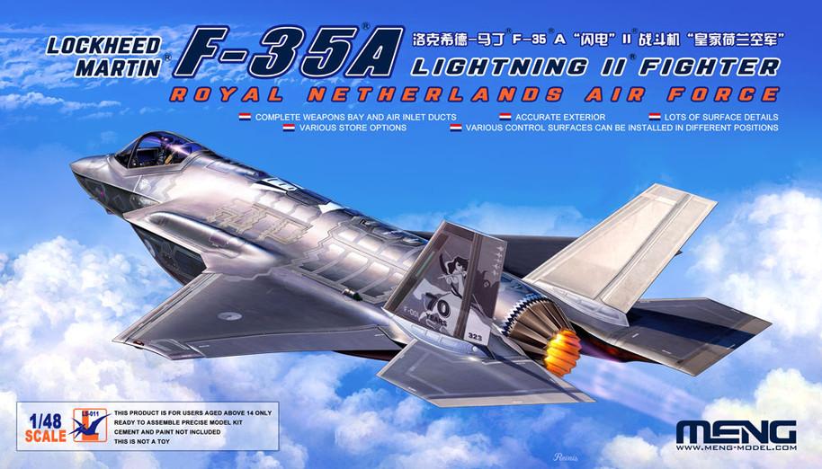 Diana F-35A Model Jet