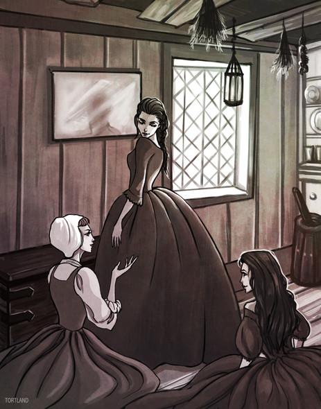 WOBP - Judith's Dress