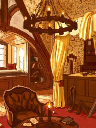 Maid Marian's Room