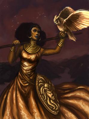 Goddess of Widsom
