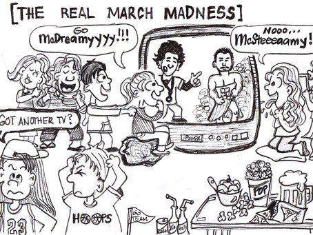 The Real March Madness