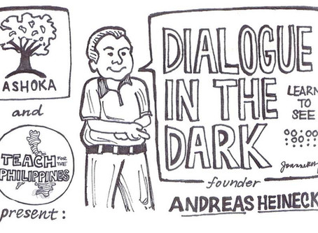 Dialogue in the Dark – Part I