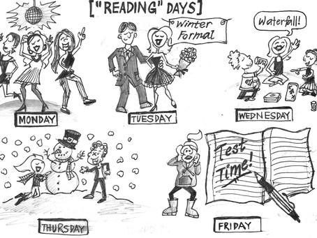 """Reading"" Days"