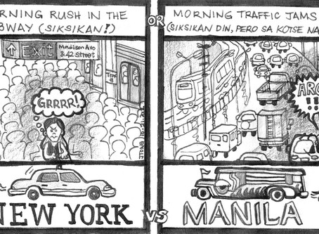 NY vs. MLA I – Morning Rush