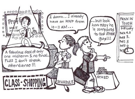 Class-Shopping