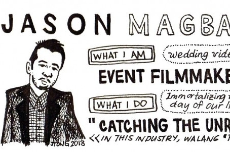 Design Talk: Videographer Jason Magbanua
