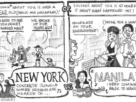 NY vs. MLA II – Chismis