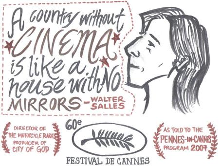 Cannes Diaries: Walter Salles