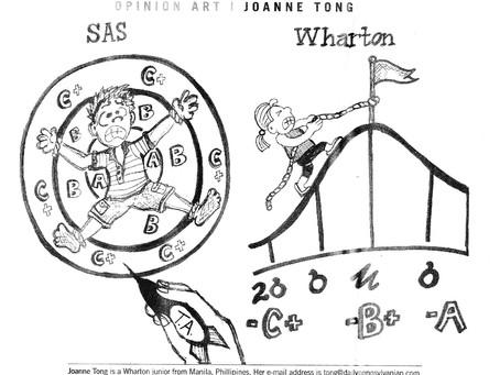 SAS vs. Wharton