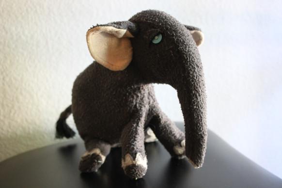 Mommy Elephant made for Ramona