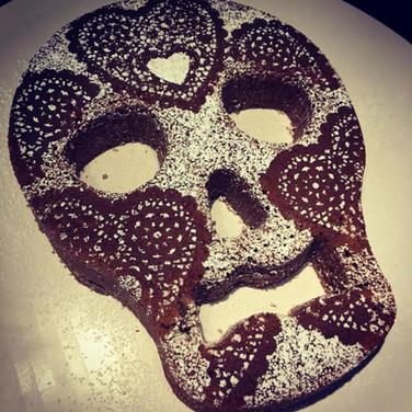 Dia De Los Muertos Spice Cake
