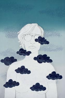 Self Portrait Iconography (Storms)