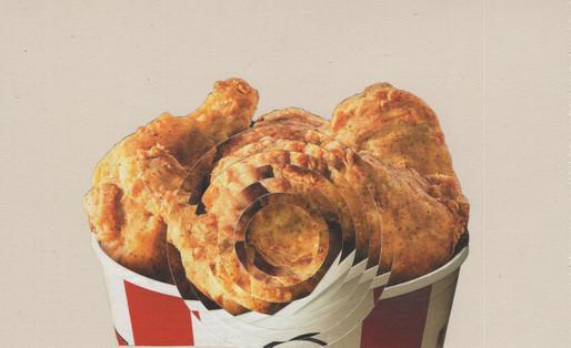 Fried Chicken Vortex