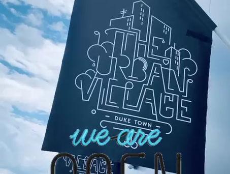 The Urban Village lessen beginnen weer!