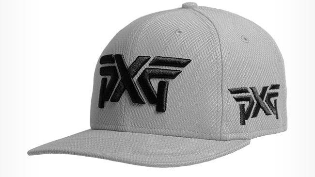 PXG DIAMOND ERA ADJUSTABLE CAP – GRAY
