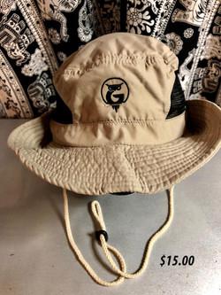 Tan Hat $15