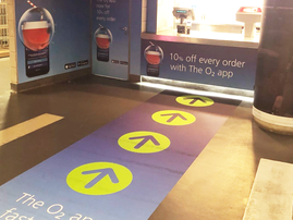 The O2 Arena Introduces Branded Fast-Track App Lane