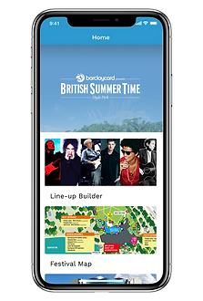 BST Festival App